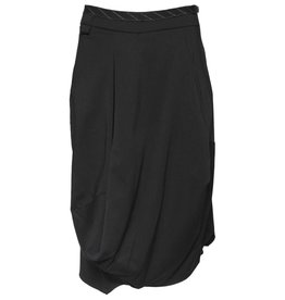 Crea Concept Crea Concept Side Zip Skirt - Black