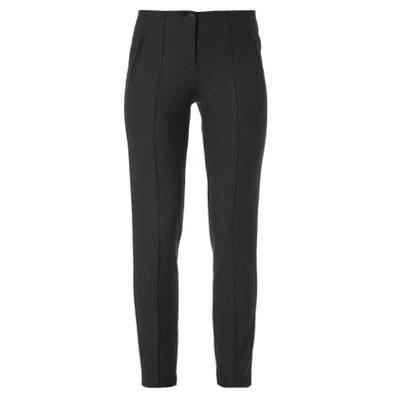 Cambio Cambio Ros Zip Pocket Pants - Charcoal Heather