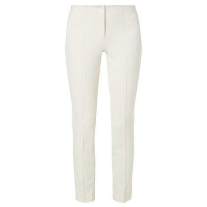 Cambio Cambio Ros Zip Microfiber Pants - Off White