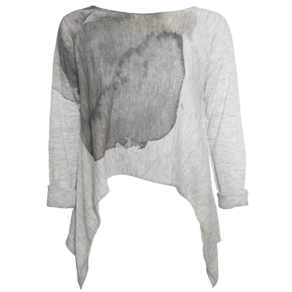 Crea Concept Crea Concept Sweater - Grey