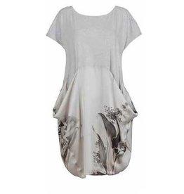 Alembika Alembika Satin Short Dress