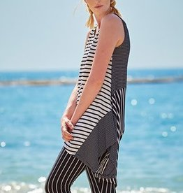Alembika Alembika Striped Tank Top - Stripe