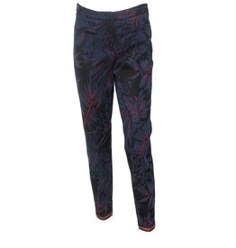 Cambio Cambio Rafferty Pants - Navy Print
