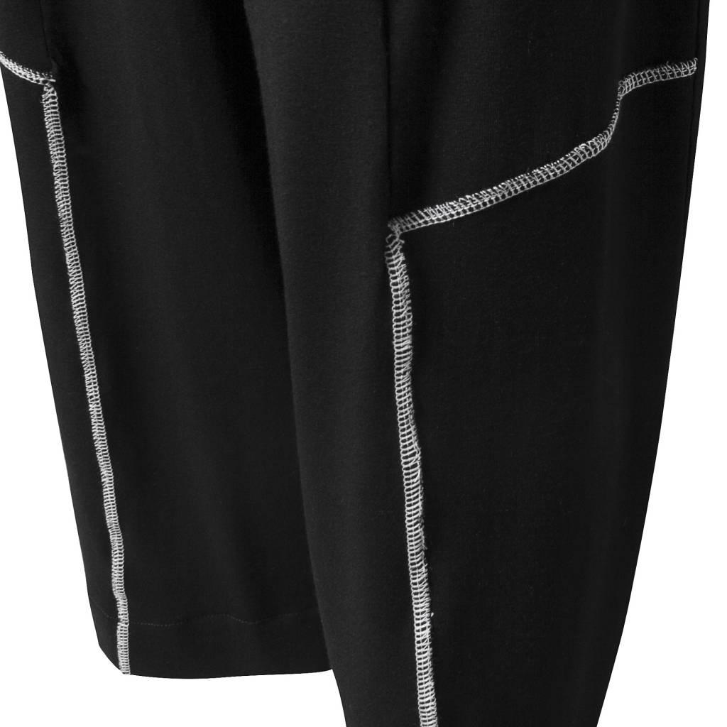 Avivit Yizhar Avivit Yizhar Pants - Black w Stitching