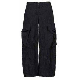 Alembika Alembika Crinkle Pants - Black