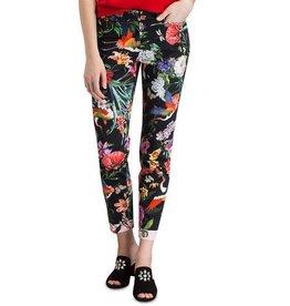 Cambio Cambio River Pants - Floral Print