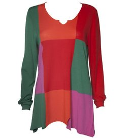 Studio Rundholz Studio Rundholz Color Block Sweater - Color Mix 1