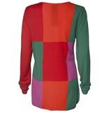 Studio Rundholz Studio Rundholz Color Block Sweater - Color Mix 1