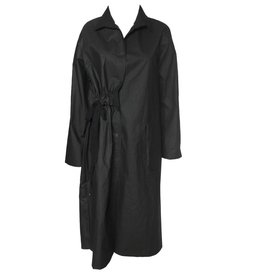Xiaoyan Xiaoyan Long Jacket - Black