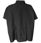 Dress To Kill Dress To Kill Cappy Shirt - Black Check
