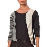 Crea Concept Crea Concept Long Sleeve Pullover - B/W