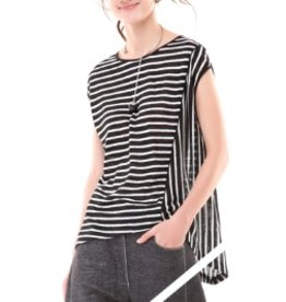 Colour 5 Power Colour 5 Power Sleeveless Top - Stripes