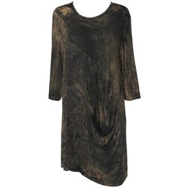 Dress To Kill Dress To Kill Deep Pocket Tunic - Crackle