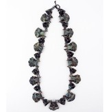 Seth Michael Studio Black Rhino Necklace