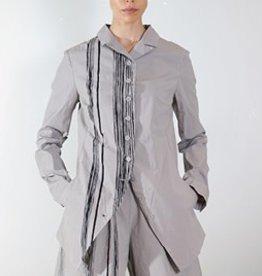 Studio Rundholz Studio Rundholz Vertical Stripe Jacket - Grey