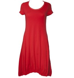 Studio Rundholz Studio Rundholz T-Shirt Dress - Red