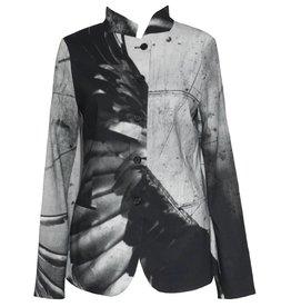 Peter O. Mahler Peter O. Mahler Print Linenstretch Jacket