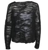 Crea Concept Crea Concept Knit Sweater - Black