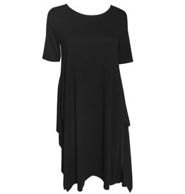 Xenia Xenia Bita4 Dress - Black
