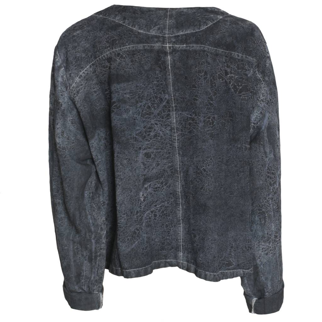 Dress To Kill Dress To Kill Crop Jacket - Crackle
