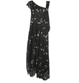 Ingrid Munt Ingrid Munt Linen Dress - Dot