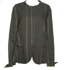 Studio Rundholz Studio Rundholz Mainline Jacket - Opal Stripe