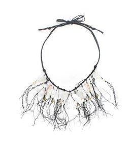 Teresa Goodall Teresa Goodall Shreddy Bib Necklace