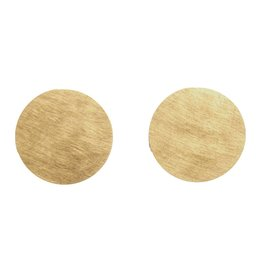 Petra Meiren Petra Meiren Disc Clip Earrings