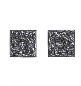 Petra Meiren Petra Meiren Square Glimmer Post Earrings