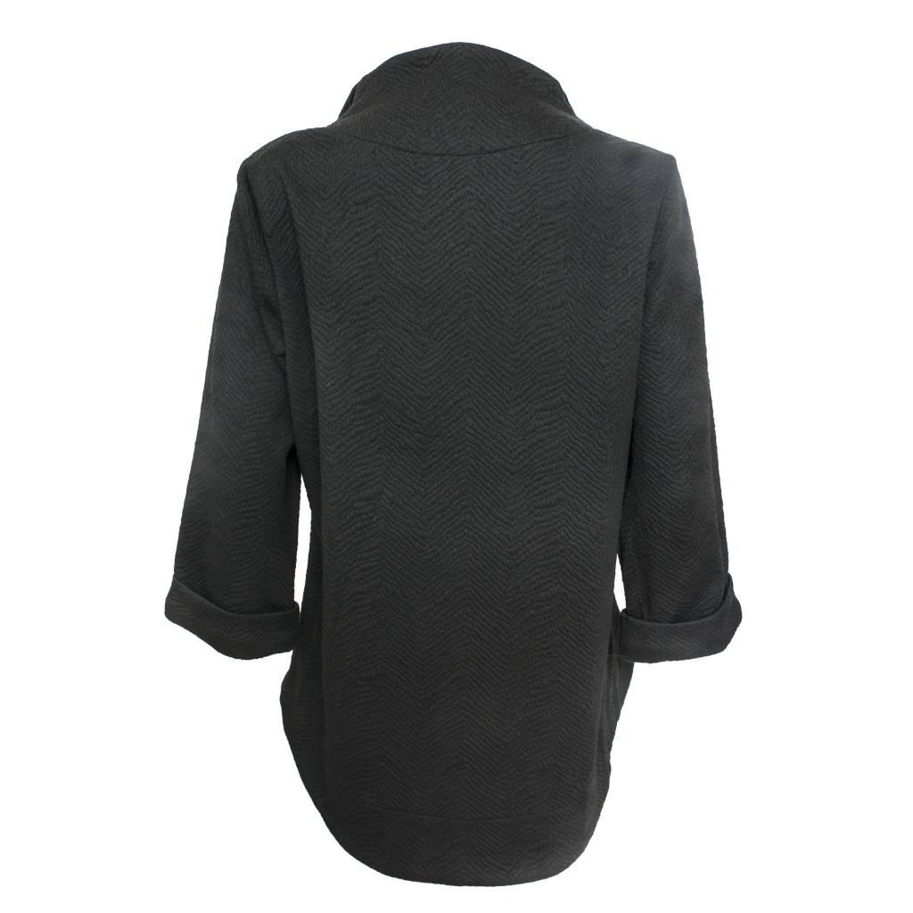 Comfy Comfy California Jacket - Black