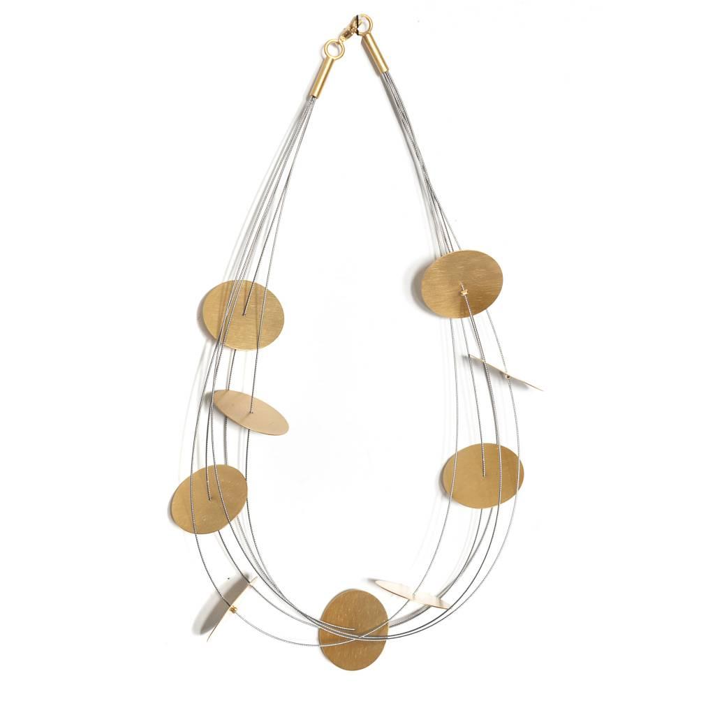 Petra Meiren Petra Meiren Circles Necklace