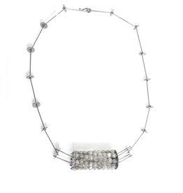 Ashka Dymel Ashka Dymel Beaded Cage Necklace