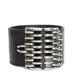 Fahrenheit Fahrenheit Woven Metal Cuff