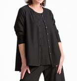 Fat Hat Everyday Cardy - Black