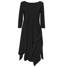 Porto Porto Fortune Dress - Black