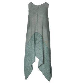 Colour 5 Power Colour 5 Power Sleeveless Sheath Dress - Green