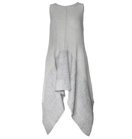 Colour 5 Power Colour 5 Power Sleeveless Sheath Dress - Silver