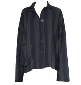 Dress To Kill Dress To Kill Jaynes Jacket - Wide Stripe