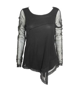 Porto Porto Antwerp Top - Black