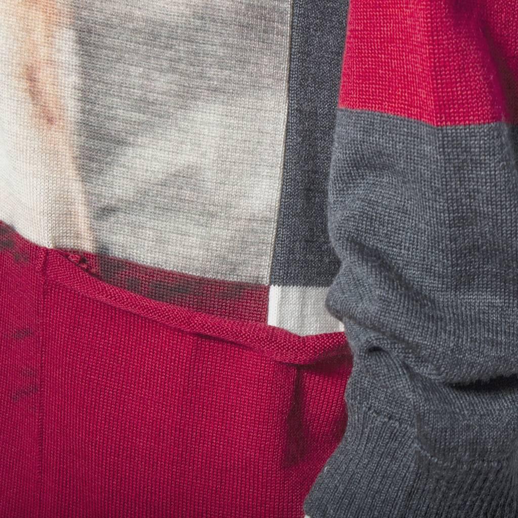 Yoshi Yoshi Yoshi Yoshi Cherry Red Graphic Pullover