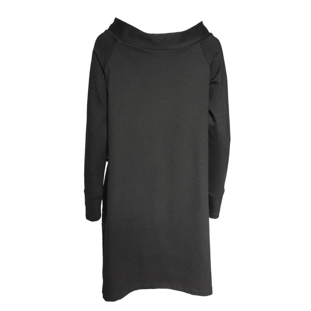 Xenia Xenia Black Rija Dress