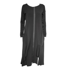 Xenia Xenia Black Busa Dress
