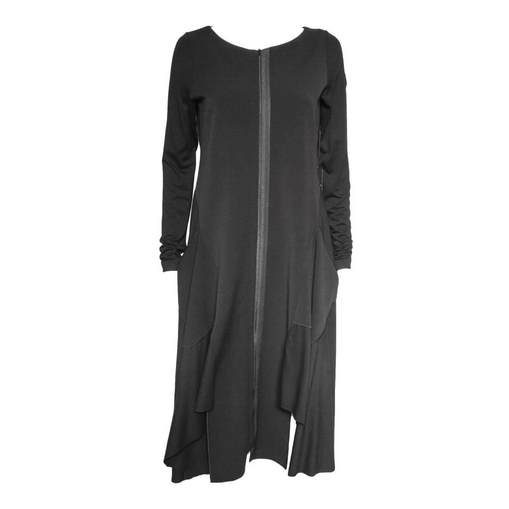Xenia Xenia Black Busa Dress