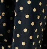 Alembika Alembika Dot Pant-Black/Olive