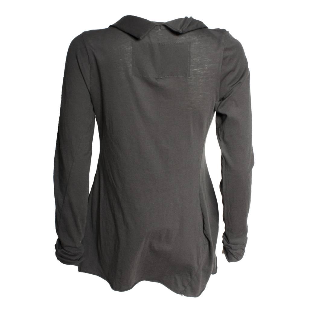 Studio Rundholz Studio Rundholz Long Sleeve Shirt - Anthra
