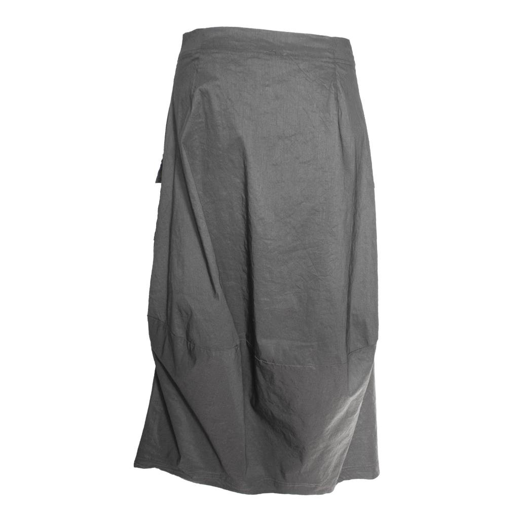 Studio Rundholz Studio Rundholz Wide Skirt - Anthra