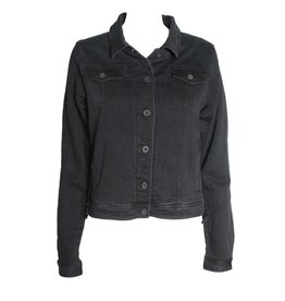Studio Rundholz Studio Rundholz Denim Jacket - Black Stone