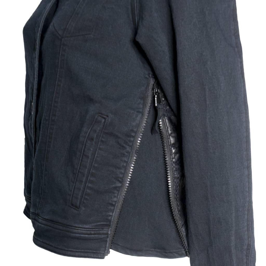Studio Rundholz Studio Rundholz Denim Jacket - Black Stone