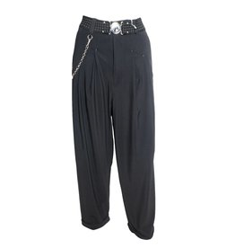HIGH HIGH Hasten II Pants - Black