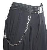 HIGH HIGH Hasten II Pants - Black